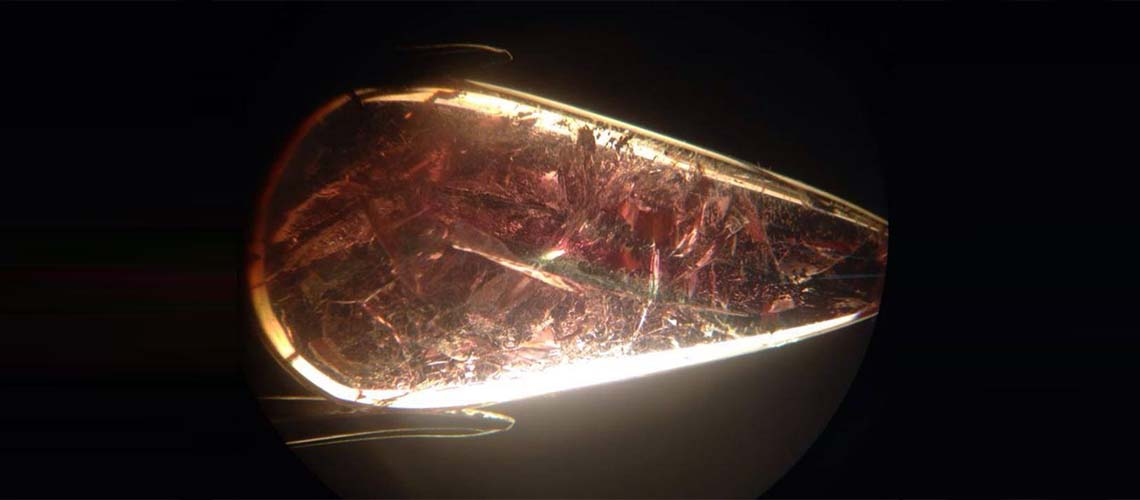 Understanding the internal world of gemstones.
